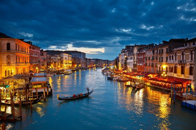 1、ヴェネチア(イタリア)