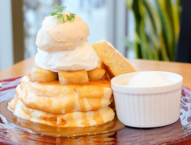 """週4パンケーキ女子が選ぶ!絶対に食べるべき""""パンケーキ""""札幌7店"""