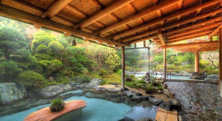 日帰りでも充分満喫できる!「箱根」の温泉施設ランキングTOP30
