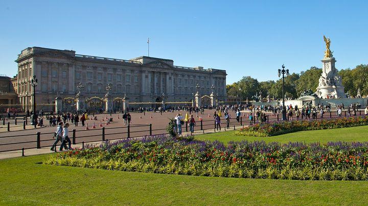 イギリスで最も有名なエリザベス女王の執務兼生活の場所