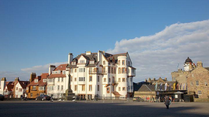 何百年も時が止まったような歴史的な価値が高い旧市街地