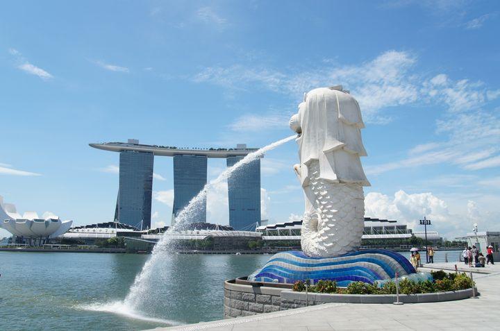 〔シンガポール〕Instagramタグ数で決める!観光スポットランキングTOP6