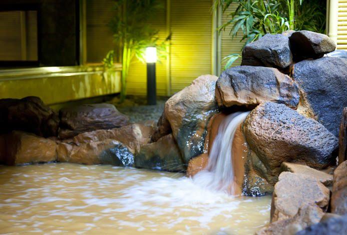 有馬温泉を堪能できる温泉旅館。