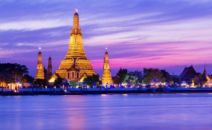 中毒性No.1アジア!タイ「バンコク」の人気観光スポットランキングTOP15