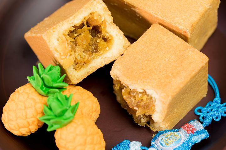 台湾のお土産といえばコレ!''パイナップルケーキ''が美味しいお店8選