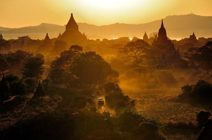 次の旅行先にミャンマーをおすす...