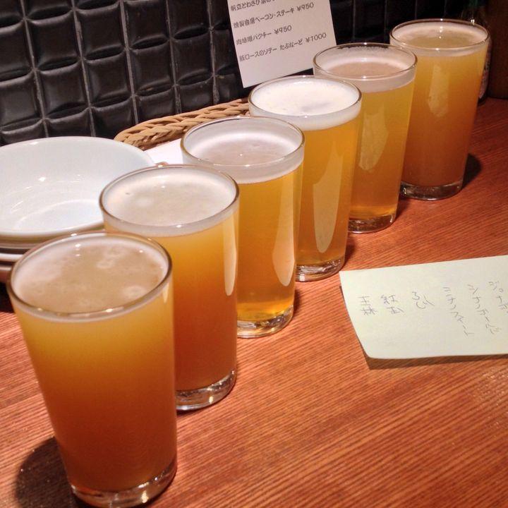 ビール好き必見!東京都内にあるとっておきのビアバー4選