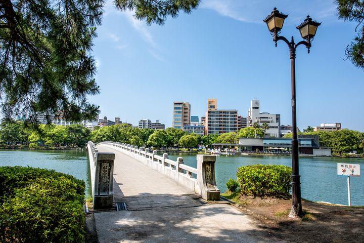 意外と知られてない!福岡の穴場観光スポット「大濠公園」の魅力とは