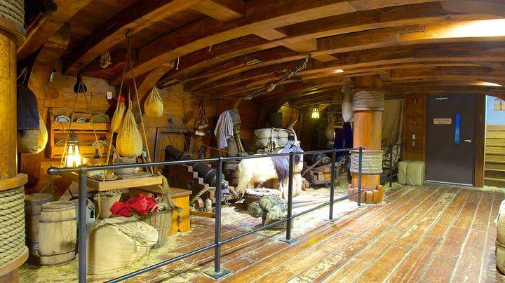 17世紀に実在した海賊たちを知ることができる人気の体験型博物館