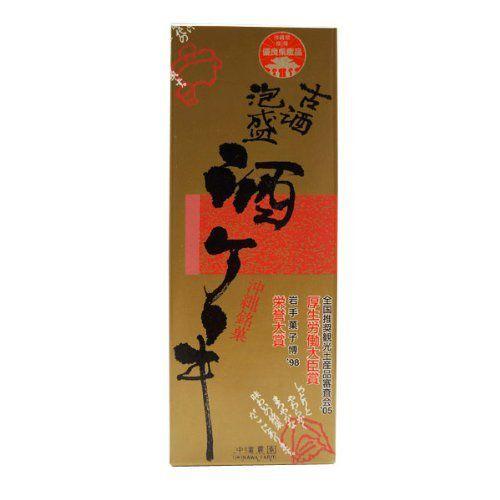 沖縄銘菓 古酒泡盛酒ケーキ 330g