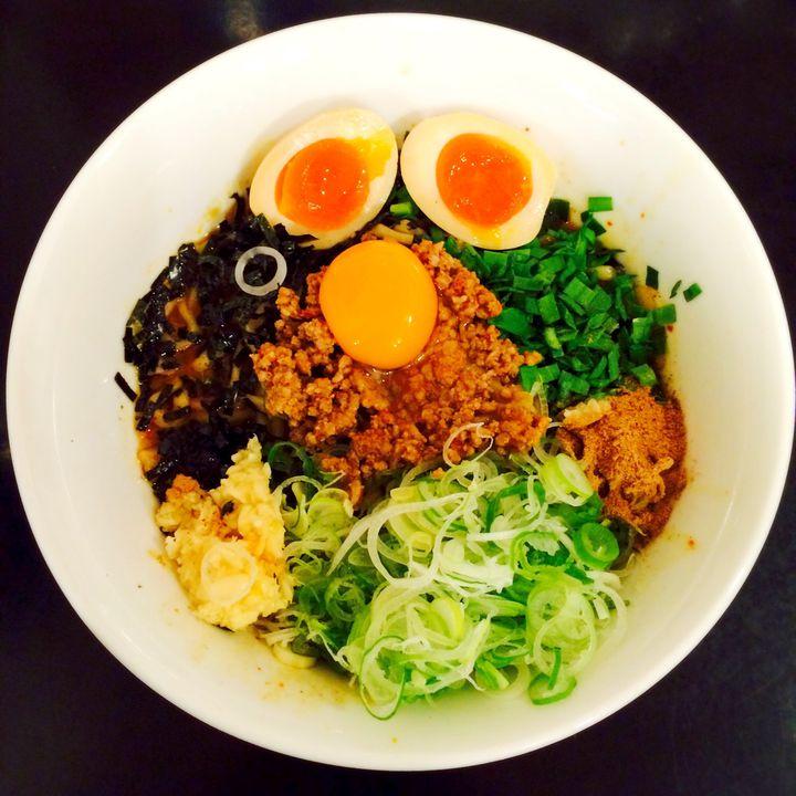 名古屋で絶対食べたい!大人気『まぜそば』『油そば』人気5選