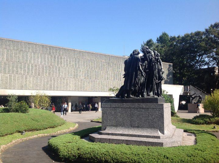【本当に旅行しているみたい!】国立西洋美術館に画像・動画で仮想旅行しよう!