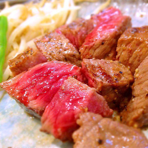 世界が認める日本のステーキ!吉祥寺「ステーキハウスさとう」の松阪牛が絶品
