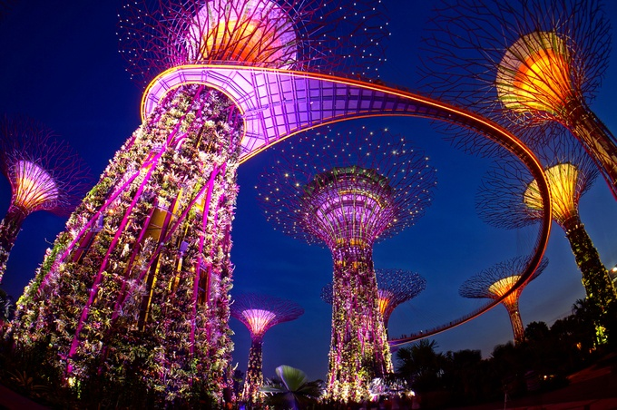 旅しやすさはアジアトップ?初めての海外旅行にシンガポールをおすすめする8つの理由