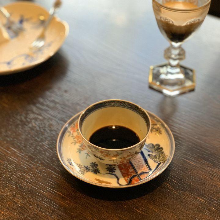 コーヒー1杯10万円?衝撃のコーヒー専門店が大阪にあった