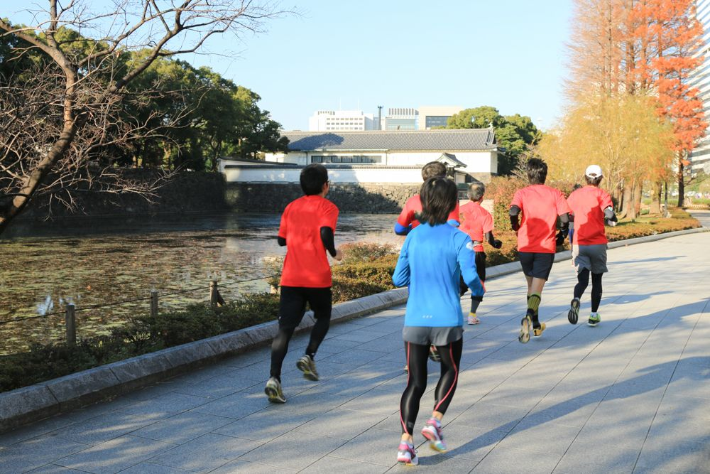 気持ちよく走るなら絶対ここ!東京近郊のランニングスポット10選