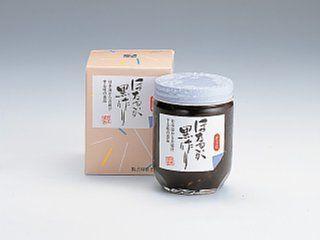 真っ黒!やめられない伝統の味わい、絶品のほたるいか黒作り富山名物!富山湾の神秘!伝統の味・ほたるいかの究極の塩辛「ほたるいか黒作り」
