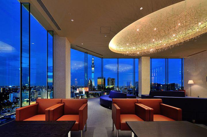 【プチ贅沢な休日を!】一人にもおすすめ 東京のおしゃれなデザインホテル 都内5選