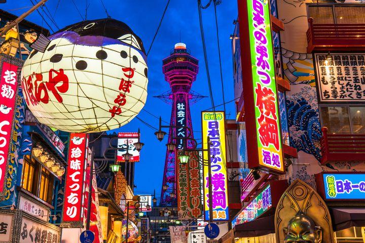 女子旅にもってこい!大阪の「おすすめ観光スポット」20選