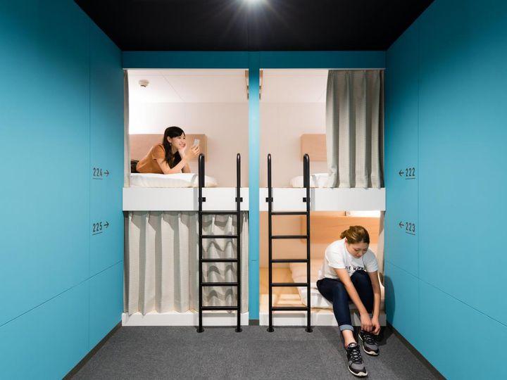【おしゃれで格安!】東京の最新おすすめデザインホステル 都内近郊 5選