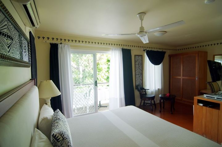 清潔感がある室内が魅力のホテルです。