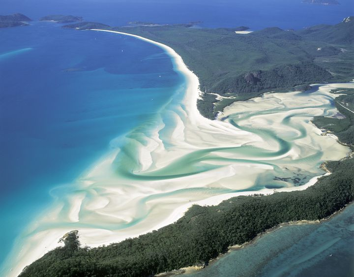 「白き天国」の名は伊達じゃない!オーストラリアの秘境「ホワイトヘブンビーチ」