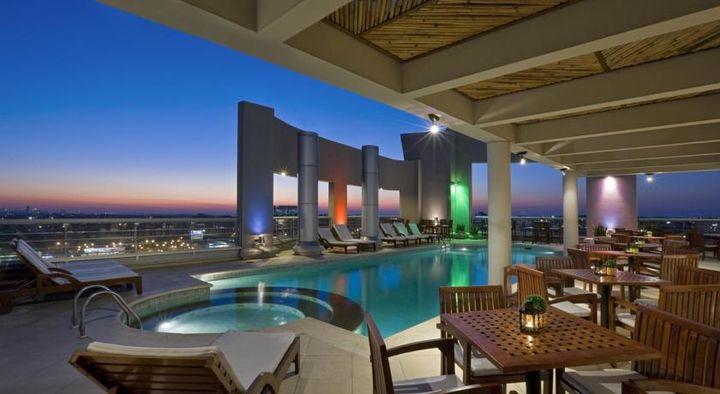 シェラトングループが提供する5つ星の最高級ホテル