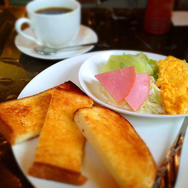 早起きをした朝に!福岡でモーニングが食べられるおすすめのカフェ5選!
