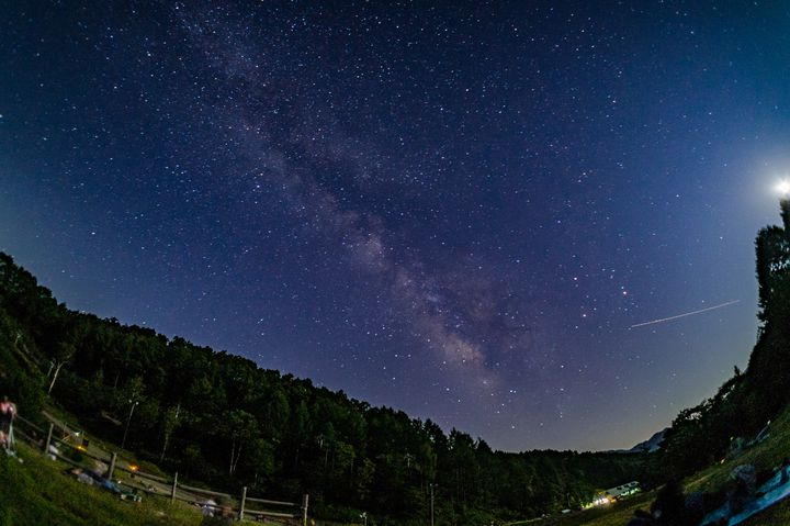 日本一の星空は桁違いの美しさ!長野県『阿智村』に絶景星空を見に行こう