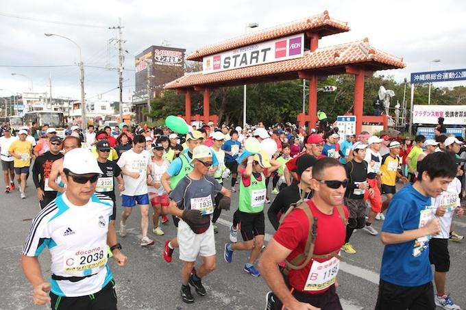 地域全体で大盛り上がり!スポーツアイランド沖縄の人気マラソン大会5選