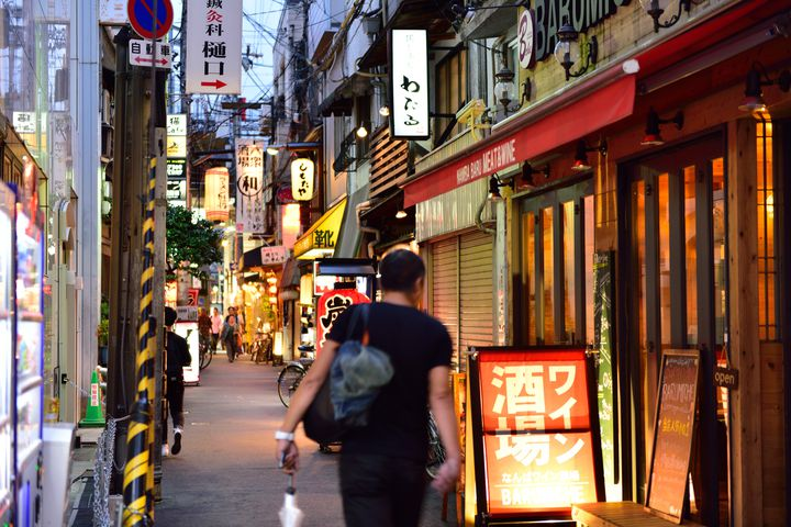 安くてうまい!大阪「裏難波」ではしごは当たり前!
