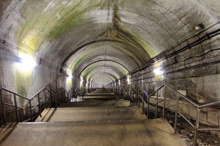 日本一のモグラ駅!想像を絶するほど地下にある「土合駅」が凄まじいと話題に
