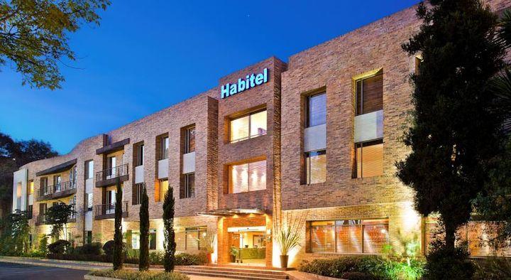 フィットネスセンターやスパもあるホテル