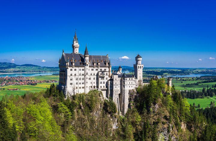 冬こそ楽しめる!ドイツの冬に行きたい観光スポット5選