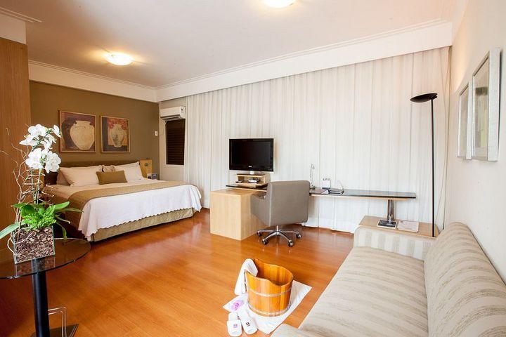 ブラジルのベロオリゾンテで宿泊したいおすすめの人気高級ホテル7選