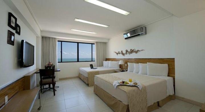 メイレレスビーチの理想的なロケーションに位置する4つ星ホテル