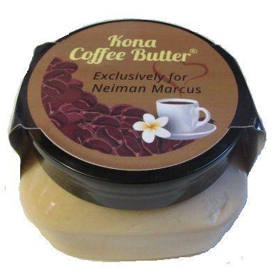 ハワイ・ニーマンマーカス限定コナコーヒーバターKona Coffee Butter Exclusively for Neiman Marcus  約140g