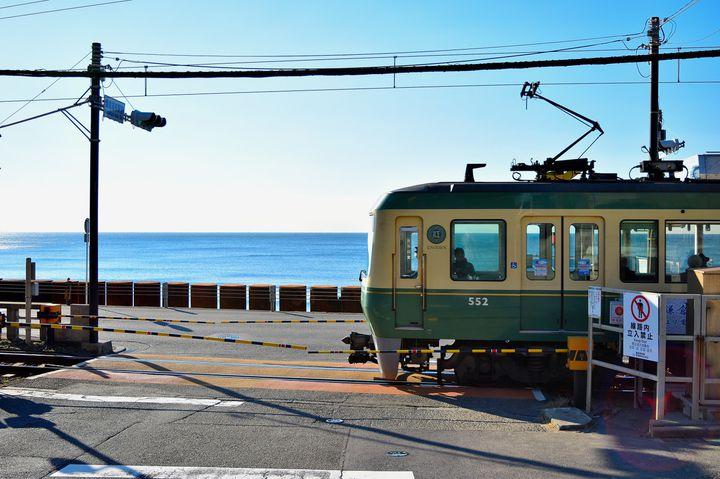 思わず途中下車したくなる!江ノ電沿線のオススメ絶景スポット5選