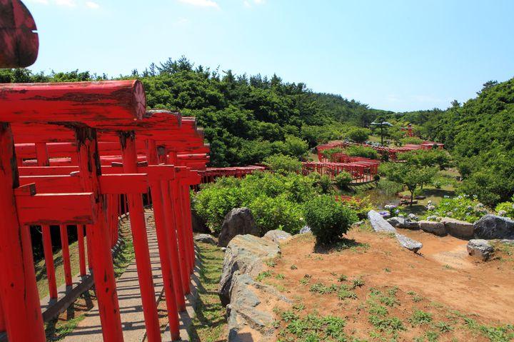 千本鳥居に無数の狐。不思議すぎる青森のパワースポット「高山稲荷神社」とは