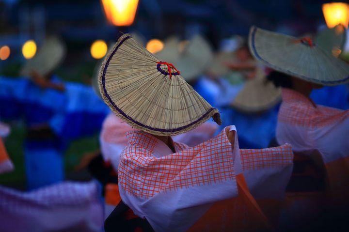 江戸時代から伝わる秋祭り!伝統的な富山県の『おわら風の盆』とは