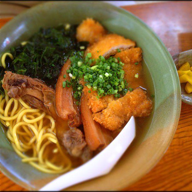 お腹も心も満たされる!石垣島の食堂に行こう!おすすめグルメ5選