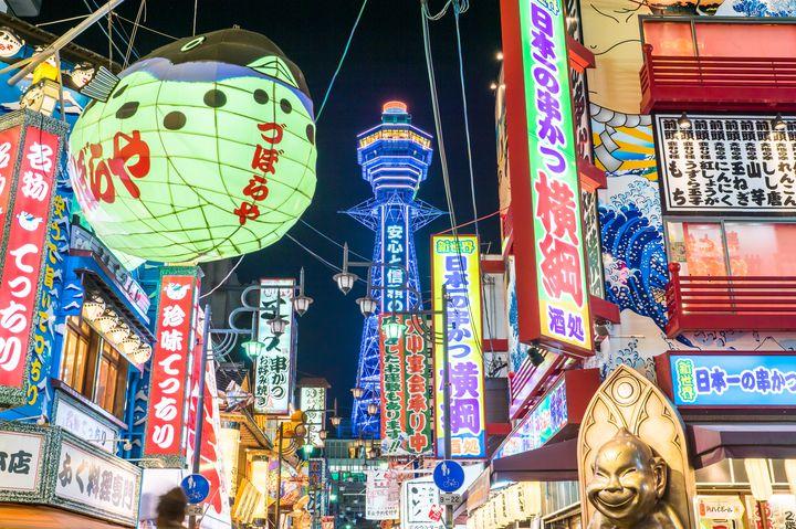 カップルで行きたい!大阪「難波・道頓堀」のおでかけスポット20選