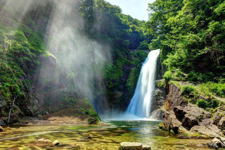 大迫力の轟瀑に迫る!秋保大滝の楽しみ方5選 | RETRIP[リトリップ]