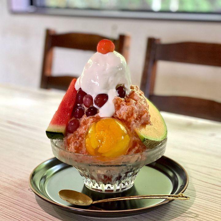 """こんなかき氷食べたことない!京都のふわふわ美味しい""""かき氷店""""12選"""