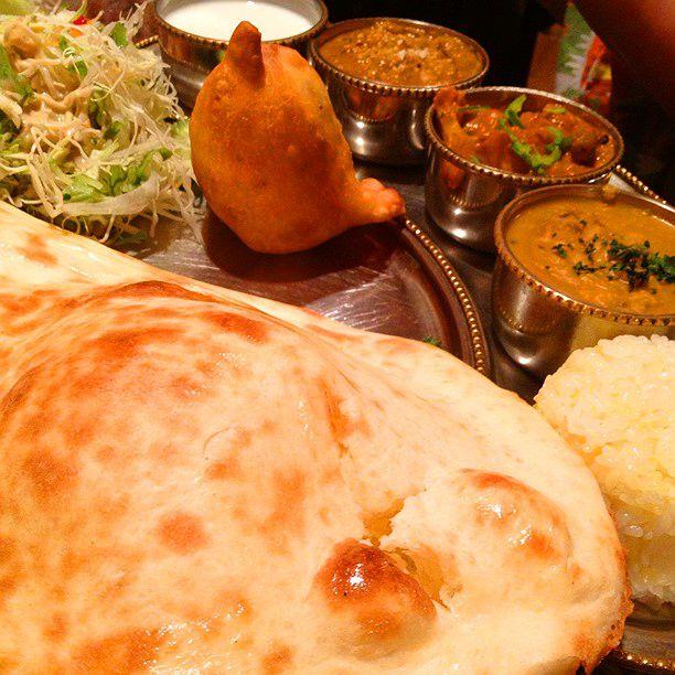 横浜 カレー インド料理 モハン