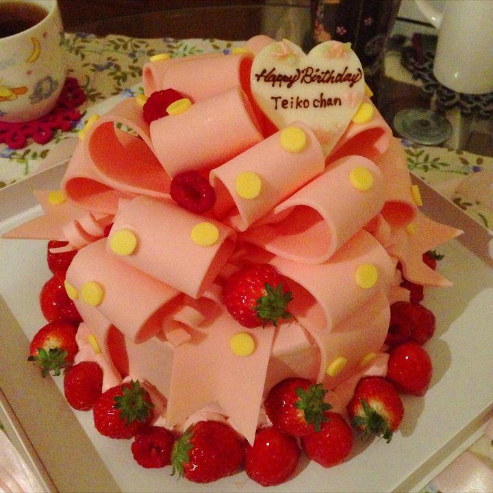 """特別な日に食べたい!東京都内で買える""""可愛すぎるケーキ""""11選"""