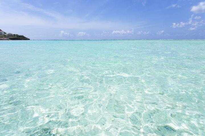 透き通る海!イタリアのファヴィニャーナ島の海が美しい