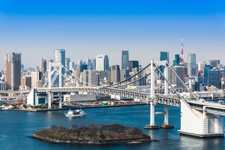 東京都内で思い出作りましょ!女子旅のおすすめ観光スポット30選
