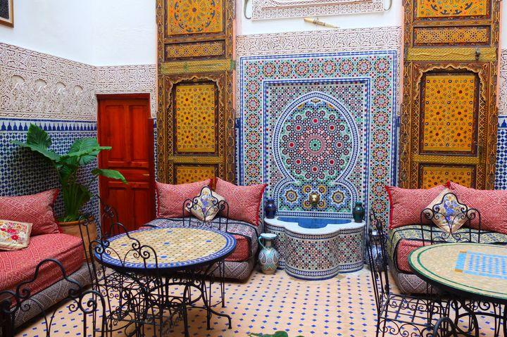 一度でいいから宿泊したい!モロッコの異国情緒溢れる宿「リヤド」5選