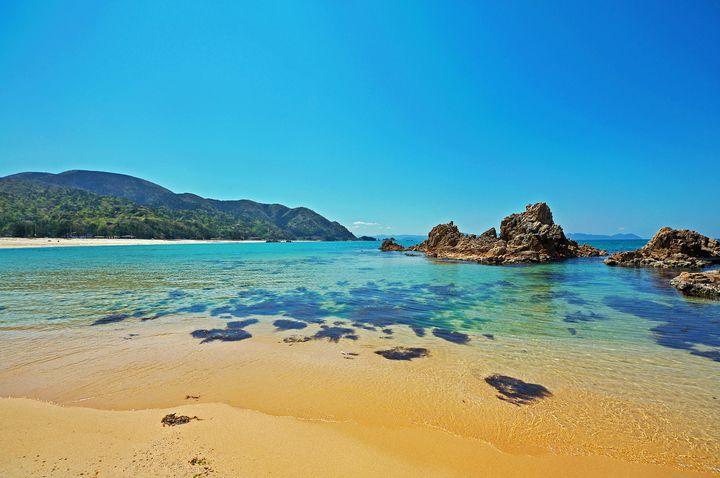 日帰りで行ける!福井県「水晶浜」は間違いなく日本一の楽園ビーチ